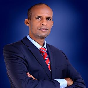 Mr Elyas Abdi Jillaow