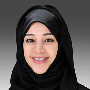 Her Excellency Reem Al Hashimy