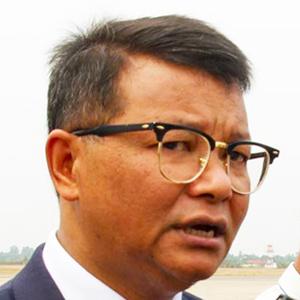 H.E. Dr. Hang Chuon Naron