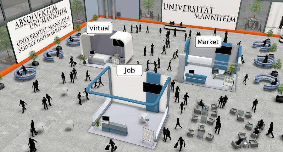 universit t mannheim virtual job market. Black Bedroom Furniture Sets. Home Design Ideas