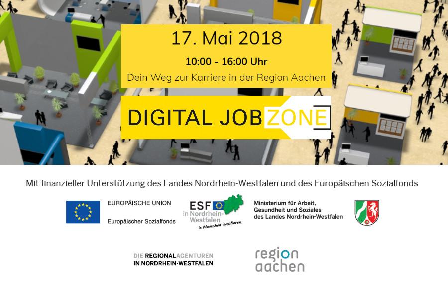 Digital Jobzone Registrierung