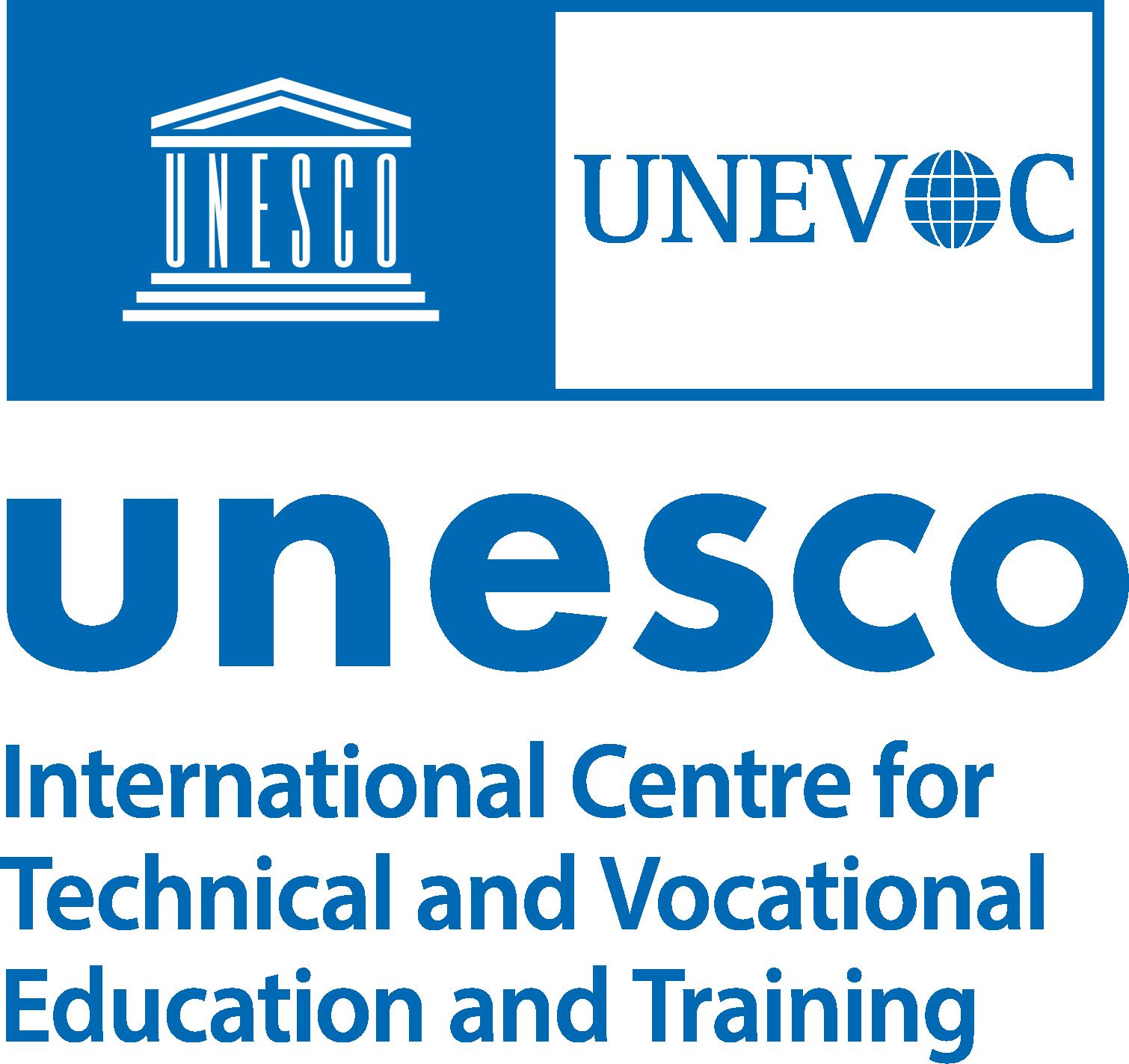 UNESCO-UNEVOC logo