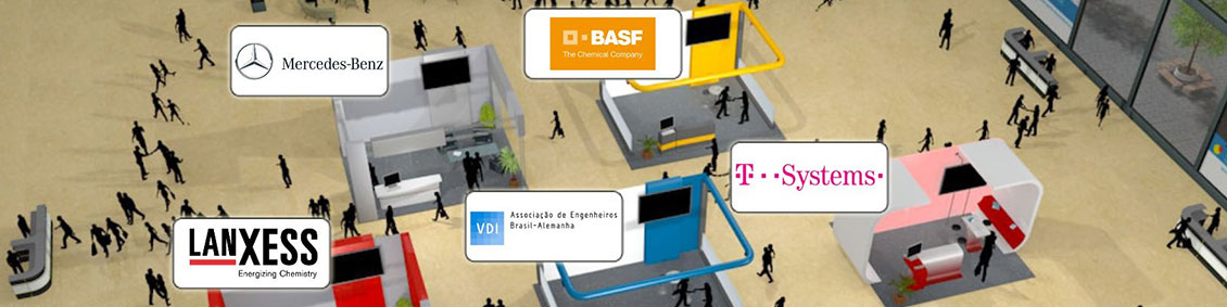 Virtual career and education fairs by the Alumniportal Germany