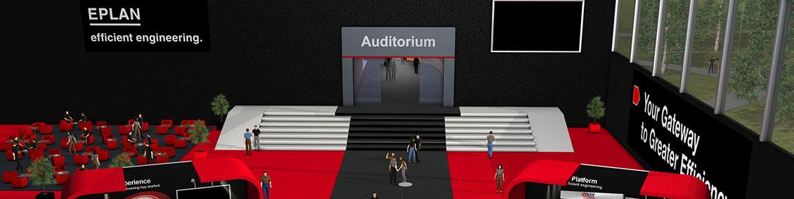 Virtuelle Hausmesse von EPLAN