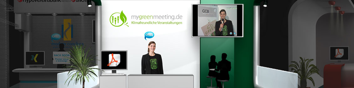 The virtual 'greenmeetings and events' conference