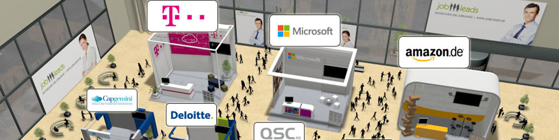 Virtual IT Job Fairs by JobLeads