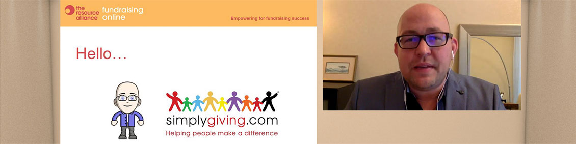 The Virtual Fundraising Online Conference from The Resource Alliance
