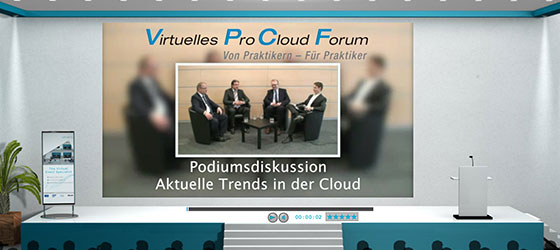 Das ProCloud Forum: der Online-Kongress für Cloud-Solutions