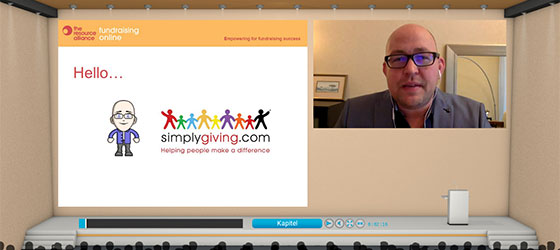 Virtual Fundraising Online Conference from The Resource Alliance