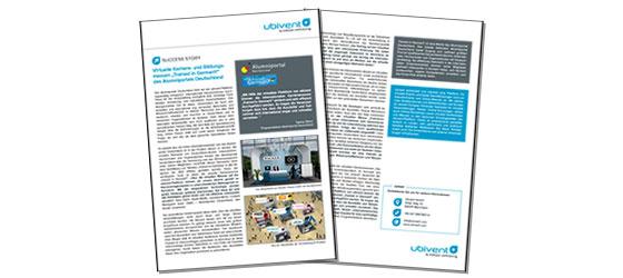 Die virtuellen Karriere- und Bildungsmessen des Alumniportals Deutschland